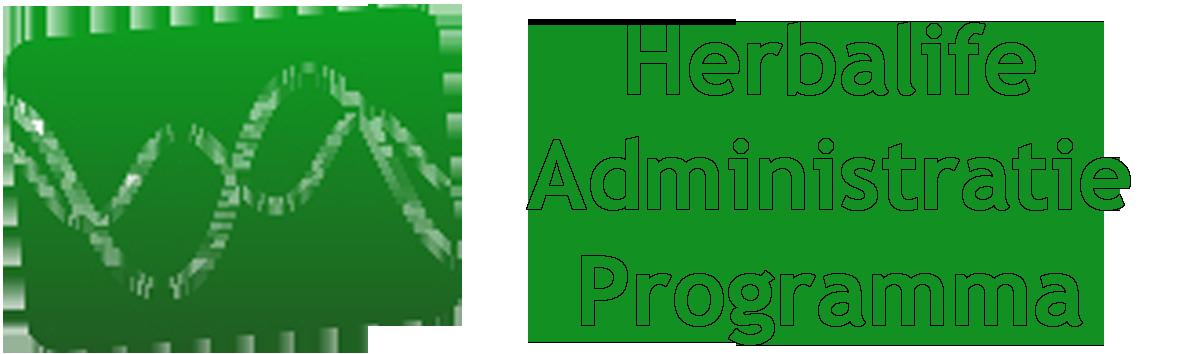 Herbalife Administratie Programma